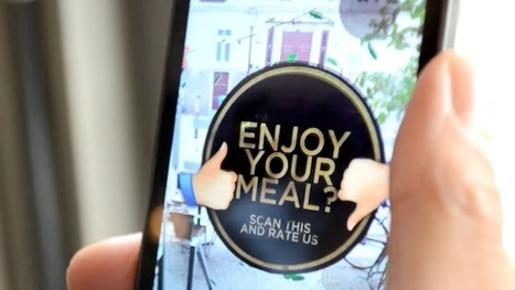 Augmented Reality Kills The QR Code Star | Fast Company | Augmented Reality Innovation Articles | Scoop.it