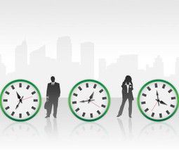 Time Management Green PowerPoint Template | Real Estate Investing and some | Scoop.it