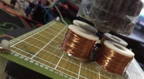 Magnetic Levitation with Arduino - Hackaday | Arduino, Netduino, Rasperry Pi! | Scoop.it