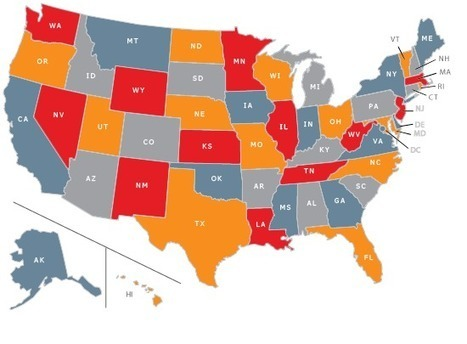 Project on Student Debt: State by State Data | student loans & managing debt | Scoop.it