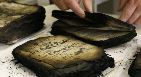 Les livres brûlent-ils vraiment à 451°F? | Slate | Trucs de bibliothécaires | Scoop.it