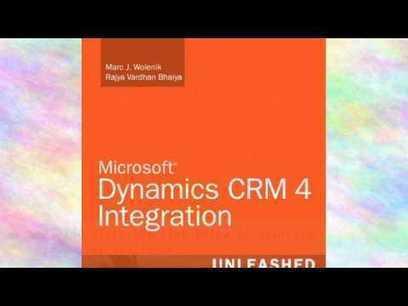 Ebook crm free dynamics download 2011 unleashed microsoft