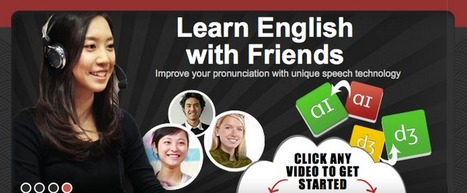 EnglishCentral offers free Facebook videos for speaking | EnglishCentral World Report | Scoop.it