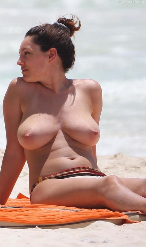 Kelly brook naked topless