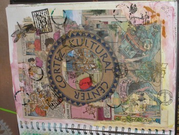 Art Camp Journal Project Weekly Prompts7|Art Journaling|Art ... | Journal For You! | Scoop.it