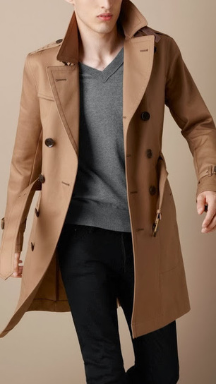 Winter Fashion: Top 10 Winter Coats & Jackets for Men ~ Fashion and you,latest trends,designer sarees,accessories,salwar kameez | Fashion Of Indian | Fashion Of Indian | Scoop.it
