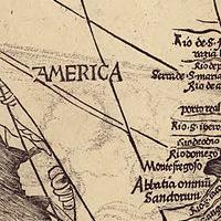 Un exemplaire rarissime de la première carte portant le nom ... - Slate.fr | Cartographie culturelle | Geomatic | Scoop.it