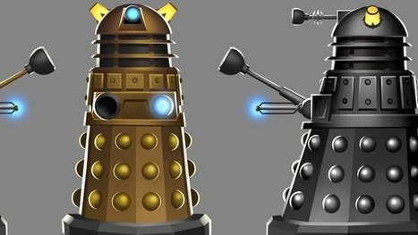 Take a look at the Dr Who video game   TACCLE2   Scoop.it