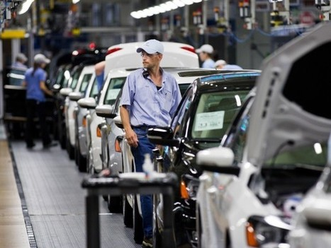 All eyes on Chattanooga: VW's workers are deciding the future of unions in the South | Southern Geographies | Scoop.it