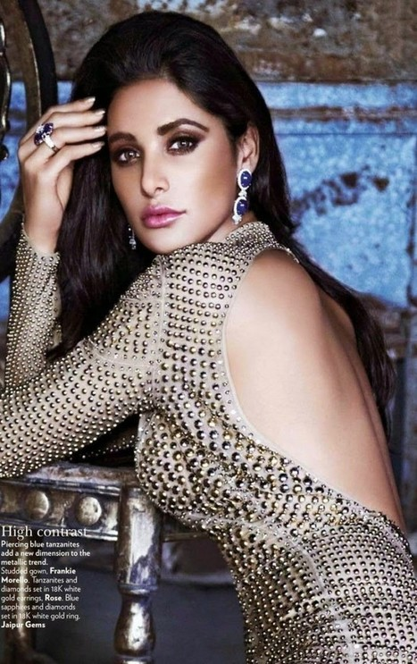 Actress Nargis Fakhri Classic Fashion Photoshoot, Spicy Pictures of Bollywood India, Actress, Bollywood, Western Dresses | CHICS & FASHION | Scoop.it