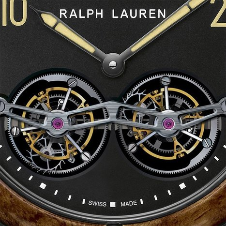 RL Automotive Tourbillon Watches - The Awesomer | Heron | Scoop.it