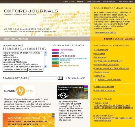 Les bouquets de revues | Ressources d'autoformation dans tous les domaines du savoir  : veille AddnB | Scoop.it