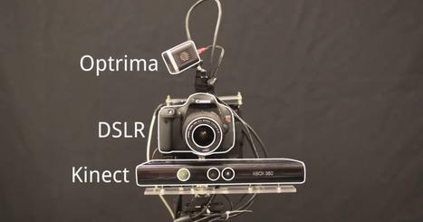 Arto: The future of photography (with depth sensors) | Cabinet de curiosités numériques | Scoop.it