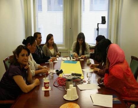 UNHCR - UNHCR completes series of regional dialogues with women in anniversary year | Finland | Scoop.it