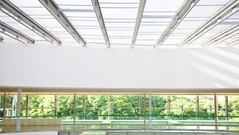 This Spray-On Chemical Could Make Window Blinds Obsolete | Ecological Construction | Scoop.it