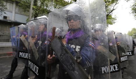 Affrontements en Thaïlande, des blessés | Thailande Info | Scoop.it