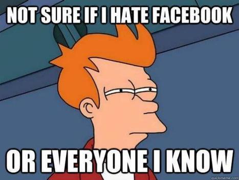 "The Facebook ""It's Not Our Fault"" Study | Information Curation | Curadoria de Informaçåo | Scoop.it"
