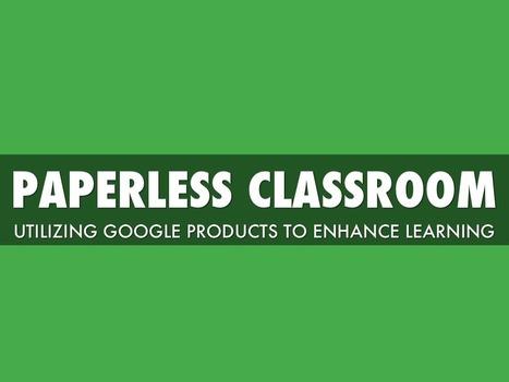 """Googlizing Your Classroom"" by kuzziw | GoogleDocs in Education | Scoop.it"