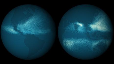 World's Hurricane Tracks | geographic world news | Scoop.it