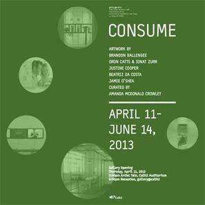 CONSUME | Art & Science | Scoop.it