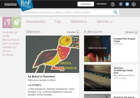 BnFcollection.com | méli-mélo | Scoop.it