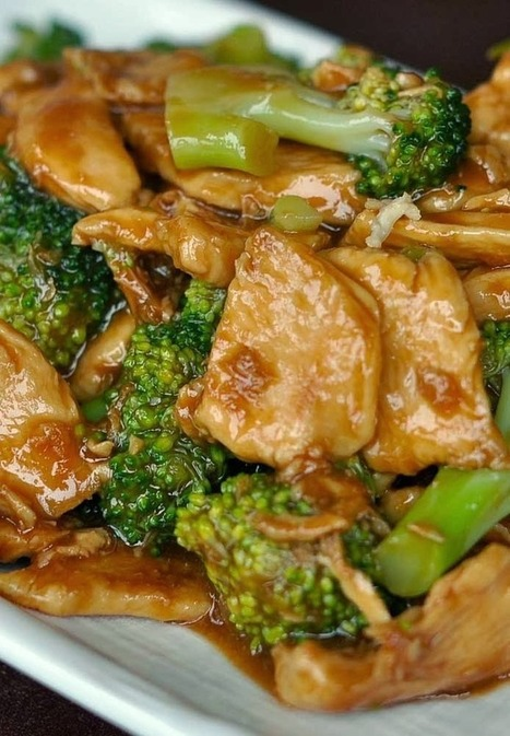Chicken and Broccoli Stir Fry - Recipes, Dinner Ideas, Healthy ... | One Man and his Wok (Chinese \ Asian Cooking) | Scoop.it