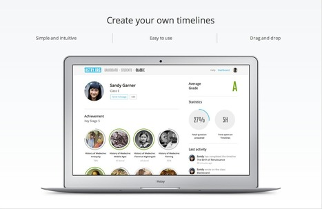 An Excellent New Tool for Creating Multimedia Timelines for Your Class ~ Educational Technology and Mobile Learning   Ed Tech   Scoop.it