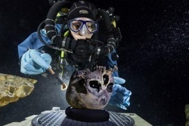 12,000-year-old human skeleton found in underwater cave | Skylarkers | Scoop.it