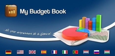 My Budget Book - Applications Android sur Google Play | Android Apps | Scoop.it