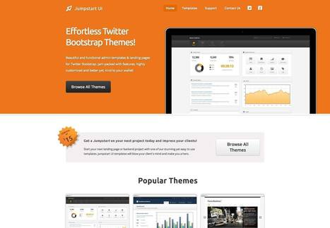 How To: Modify Bootstrap Simply & Effectively | Web Development & Design | Scoop.it