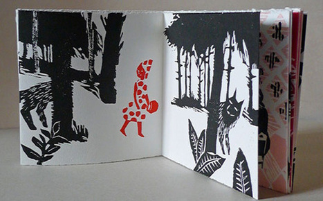 Graphic Storybooks by Julia Chausson | illustration | Scoop.it