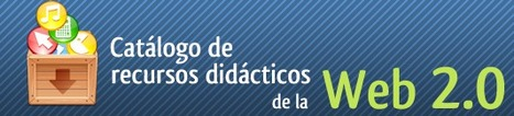 Catálogo de recursos didácticos de la Web20 | Entornos Personales de Aprendizaje (PLE) | Scoop.it