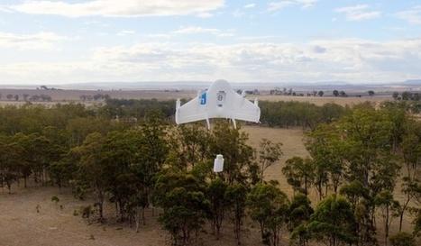 "Google's Secret Drone-Delivery Program ""project wing"" | the Atlantic | Robohub | Scoop.it"