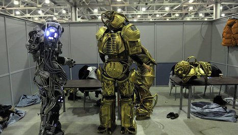 Russia developing anti-terrorist robots | Post-Sapiens, les êtres technologiques | Scoop.it