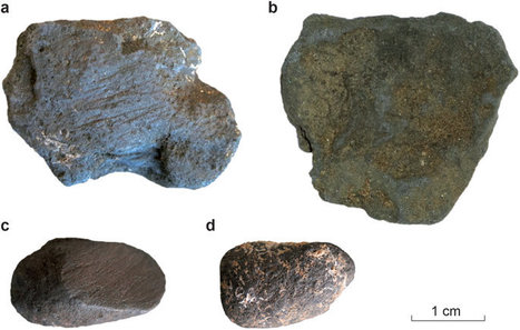 Selection and Use of Manganese Dioxide by Neanderthals | Mineralogy, Geochemistry, Mineral Surfaces & Nanogeoscience | Scoop.it