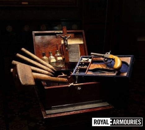 """The True Story Behind Those """"Antique"""" Vampire Hunting Kits - io9   Hammer Horror Podcast   Scoop.it"""