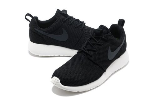 online store d6b77 7b500 Best Buy Mens Nike Roshe Run Grey Black Uk For Cheap Sale Online