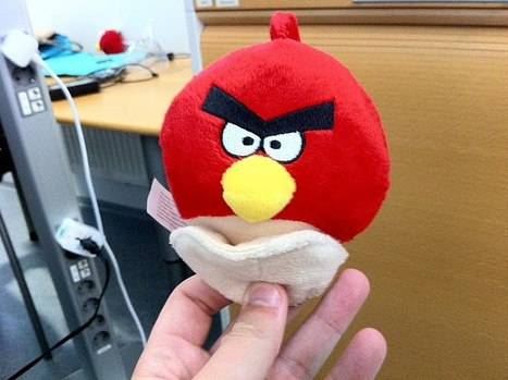 » Rovio To Launch Angry Birds Free with Magic, Requires NFC To Unlock Levels  » TNW Apps   Connected Creativity   Scoop.it