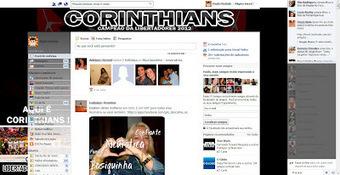 Tema pra Facebook - Corinthians Campeão da Libertadores 2 | Themes for Facebook | Scoop.it
