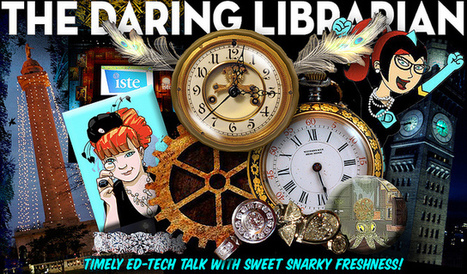 8 Tips for the Care & Feeding of the Reluctant Tech User | The Daring Librarian | School libraries and learning | Scoop.it