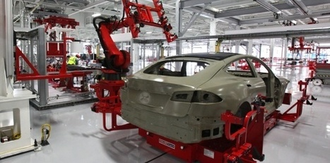 Composites give automotive industry options to reduce CO2 | Industrial subcontracting | Scoop.it