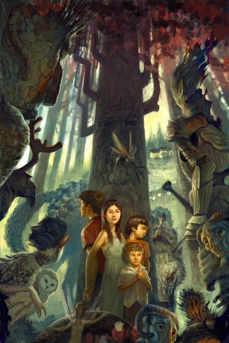 Amazing Fantasy Paintings by Jon Foster - Make your ideas Art | Ultimate Tech-News | Scoop.it