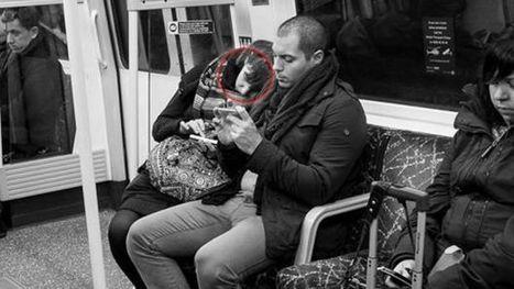 Un photographe prend un cliché de ce couple d'inconnus mais en regardant de plus près la photo, il réalise quelque chose de grave | Vers une nouvelle société 2.0 | Scoop.it