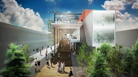A 10,000-Square-Foot Smart-Glass Canopy for the US Pavilion at the Milan Expo | sustainable architecture | Scoop.it