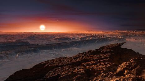 This Planet Just Outside Our Solar System Is 'Potentially Habitable' | Beyond the cave wall | Scoop.it