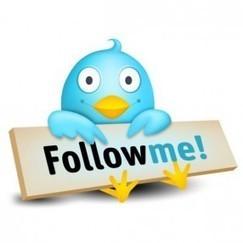 Twitter : Suivre plutôt qu'être suivi | Journalisme & Communication | Scoop.it
