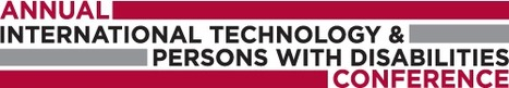 CSUN Conference Sessions!   Assistive Technology for Education & Employment   Scoop.it