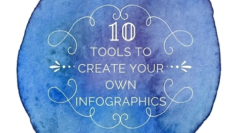 10 Tools to Create Your Own Infographics | 2.0 Tech Tools for Education | Scoop.it