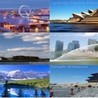 World top places to visit in America, Europe, Africa, Australia, Asia