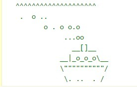 Remember the data. • /r/pics | ASCII Art | Scoop.it